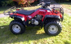 Honda FourTrax TRX350