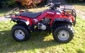 Honda FourTrax TRX350