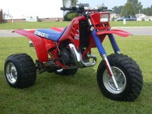 Quad Honda 1981 atc250r